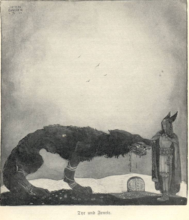 John_Bauer-Tyr_and_Fenrir10
