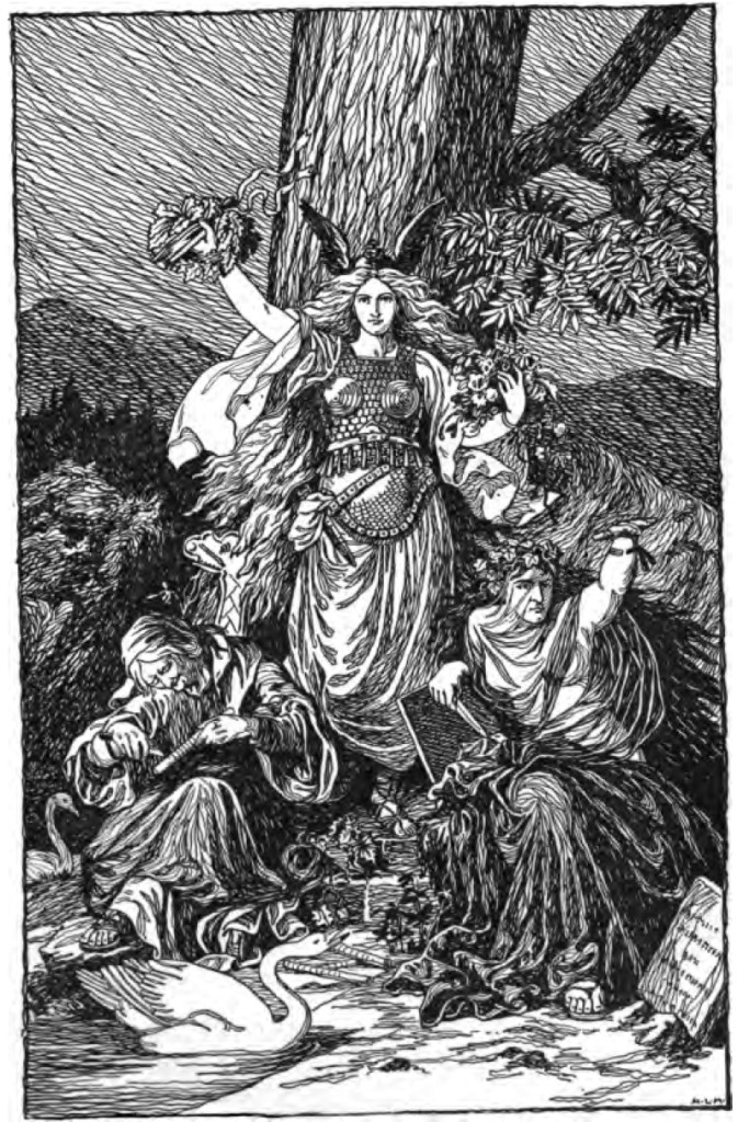 The_Norns_by_H._L._M