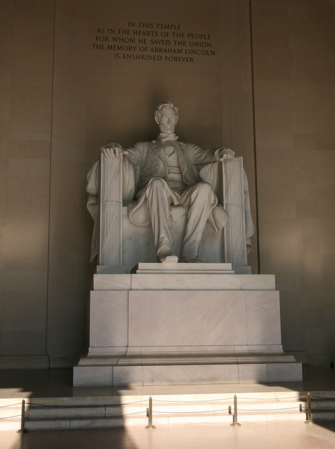 lincoln pedestal cropped