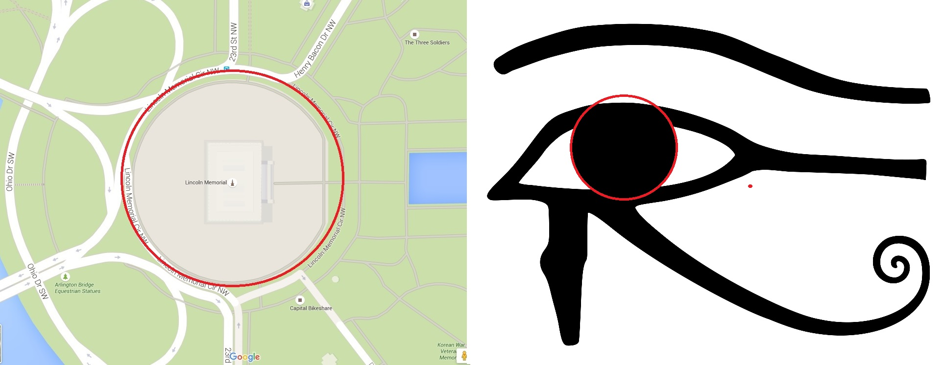 eye of horus ra640i